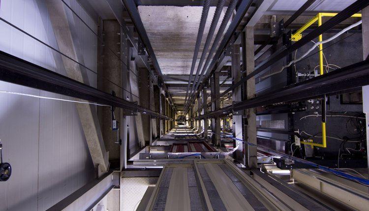 Монтаж и обслуживание лифтового оборудования